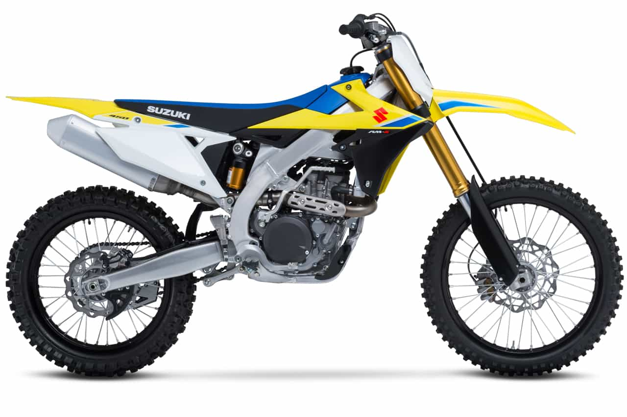 Suzuki  Dirt Bike Reviews