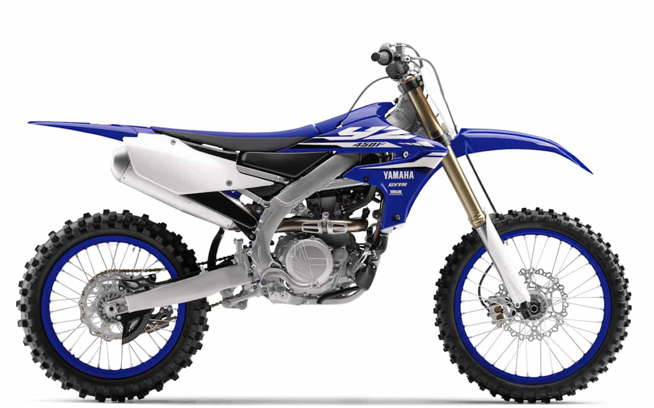 Everything You Need To Know About The 2018 Yamaha Yz450f