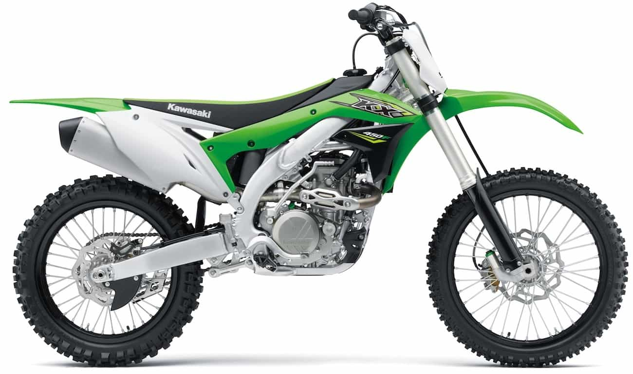 EVERYTHING YOU NEED TO KNOW ABOUT THE 2018 KAWASAKI KX450F|Motocross