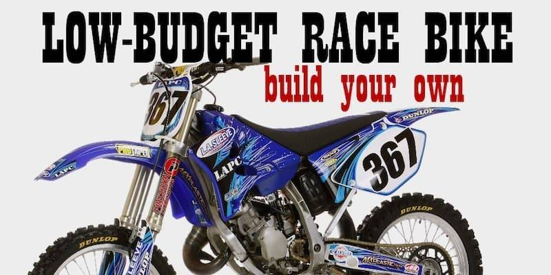 HOW TO BUILD A LOW-COST BUDGET SMOKER | Motocross Action