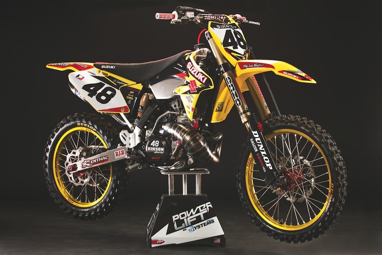 2018 suzuki two strokes. contemporary strokes this is the bike that every suzuki loyalist would like to see builtu2014shaun  langham got tired of waiting with 2018 suzuki two strokes o