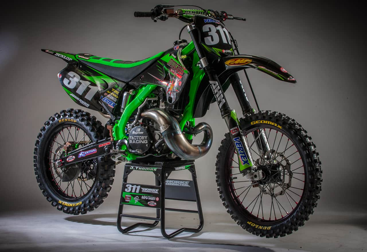 What Was The Last Year Kawasaki Made The Kx