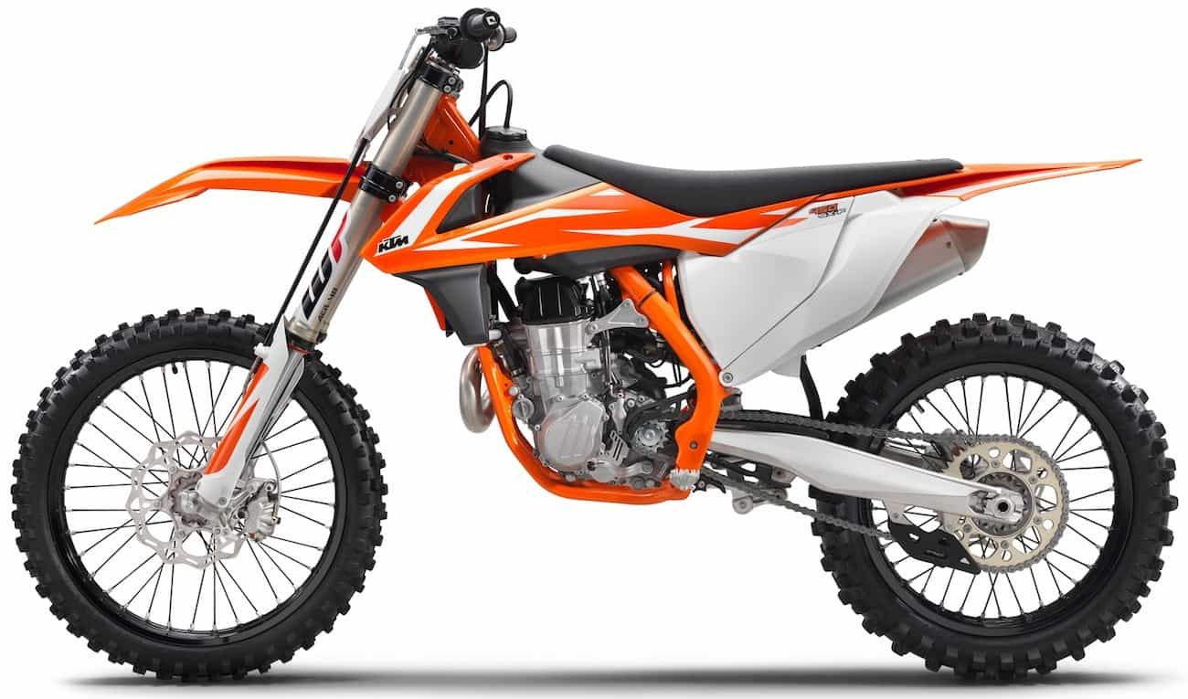 ... MXA wrecking crew always has issues that it wants addressed and  problems it wants solved. We offer this as a racer's guide to the 2017–'18  KTM 450SXF.