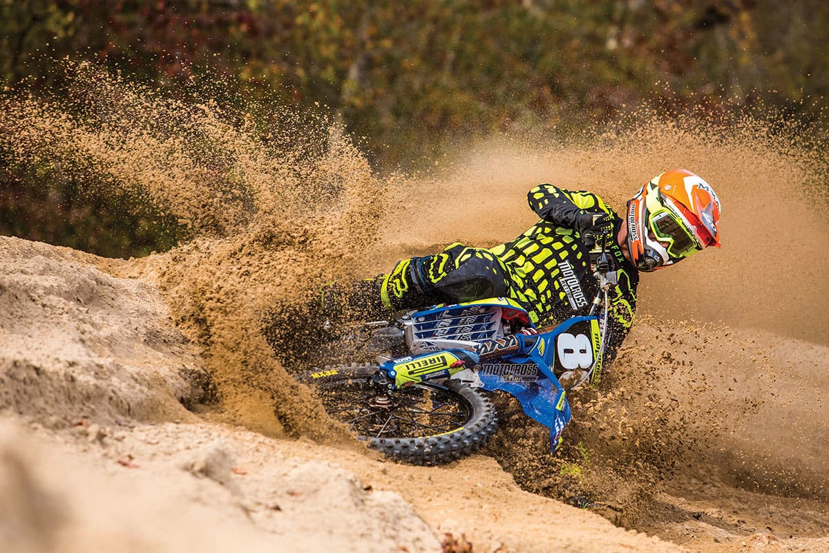 Throughout MXAs 17 Year History Conducting The 250 Four Stroke Shootout Every Major Brand Has Claimed Victory At Least Once