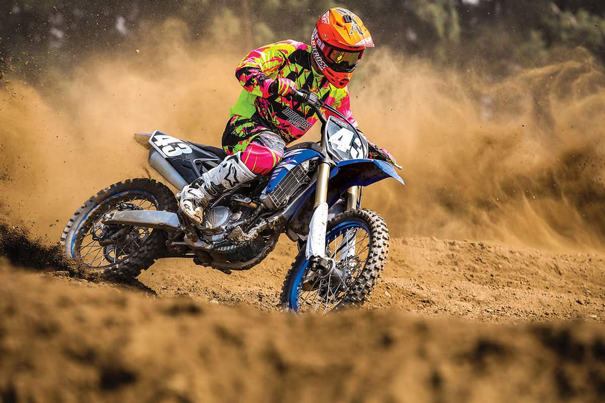 MXA MOTOCROSS RACE TEST: 2018 YAMAHA YZ250F|Motocross Action Magazine