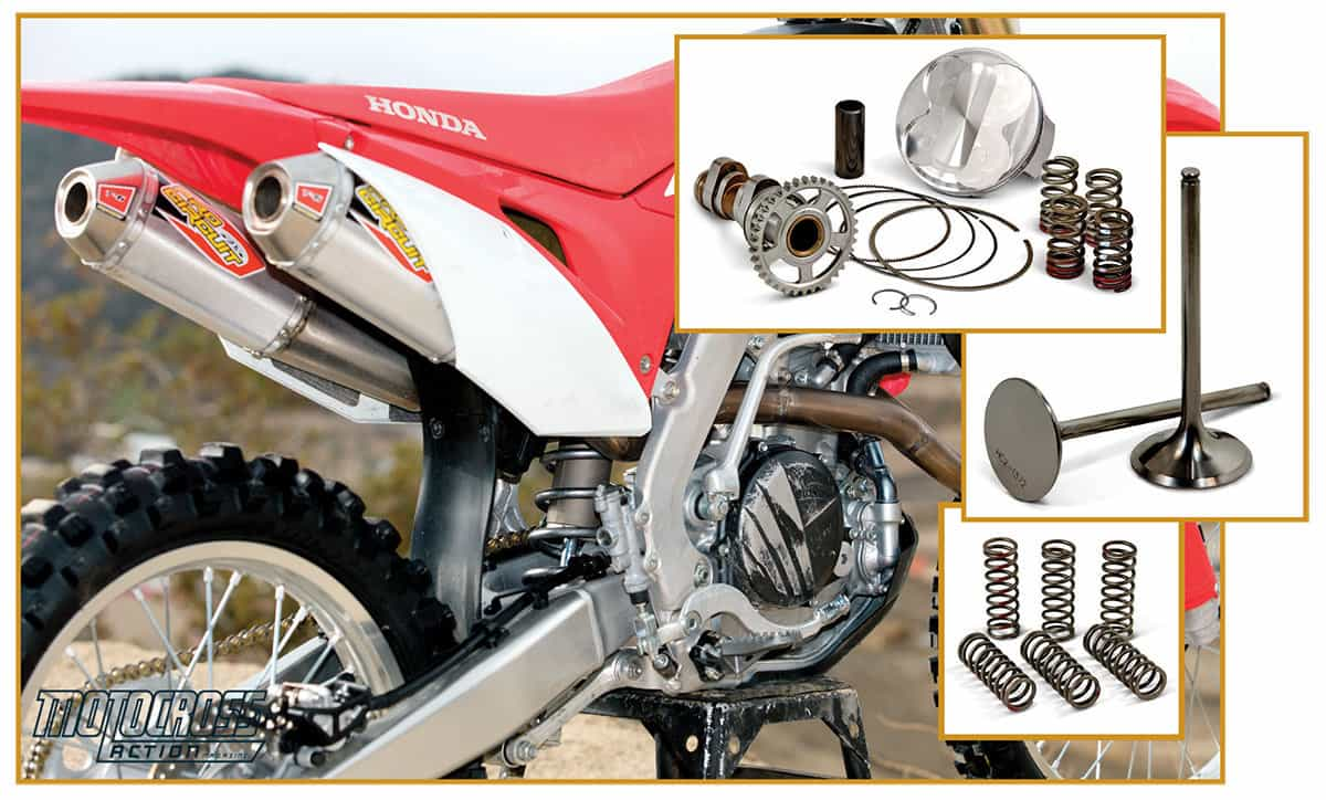 Piston Rings Cost Crf