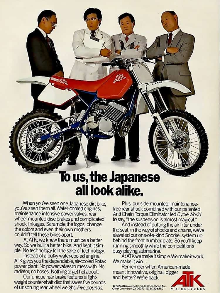 THE REAL STORY OF AMERICA'S MOST FAMOUS DIRT BIKE DESIGNER: HORST