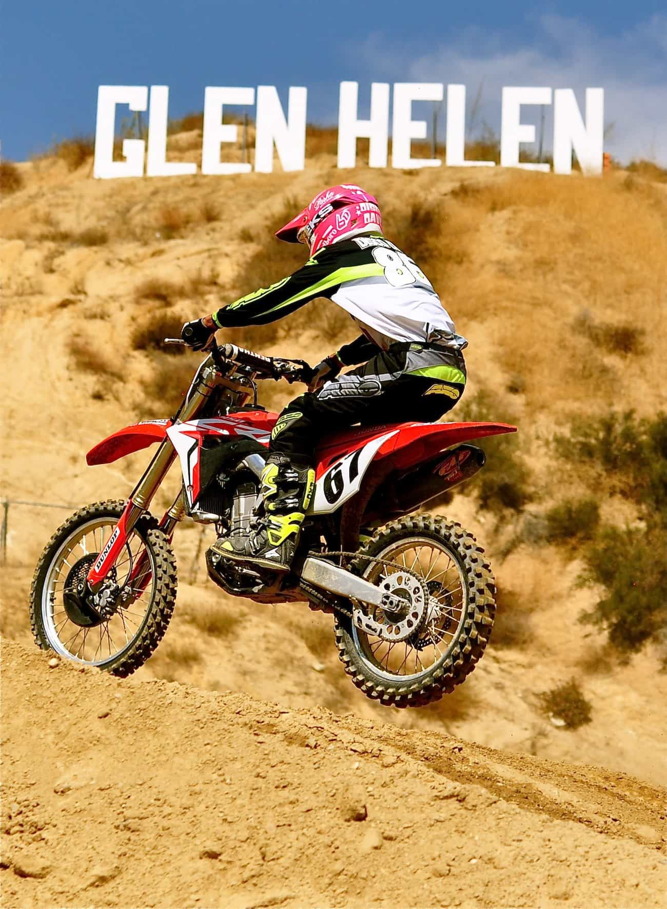 2018 honda 70. fine honda david cincotta was enlisted to race mxau0027s 2018 honda crf450 note that it  has an fmf singlesided exhaust on it in the first over40 expert moto  intended honda 70
