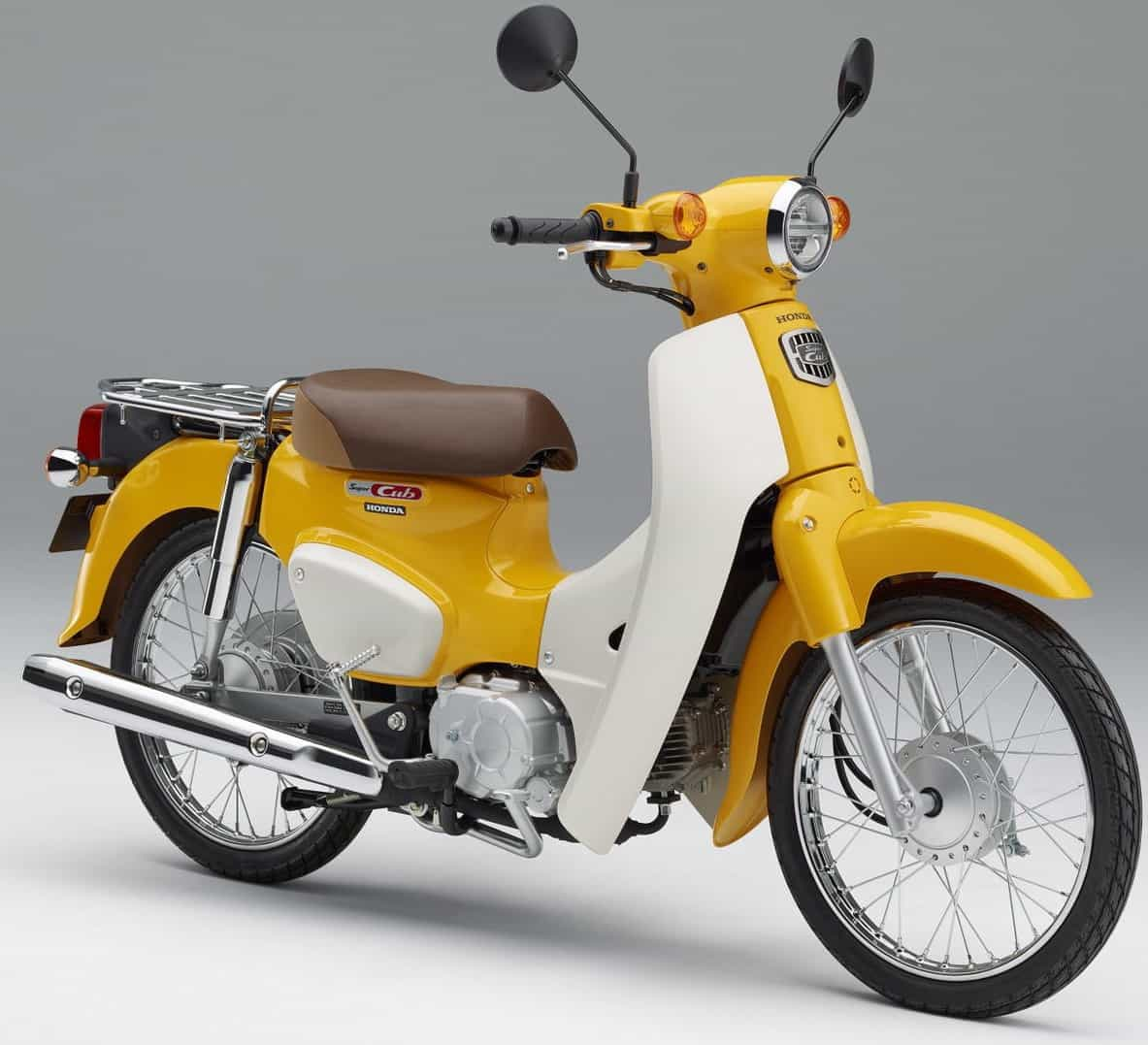 Honda makes 100 million of one bike—guess which one