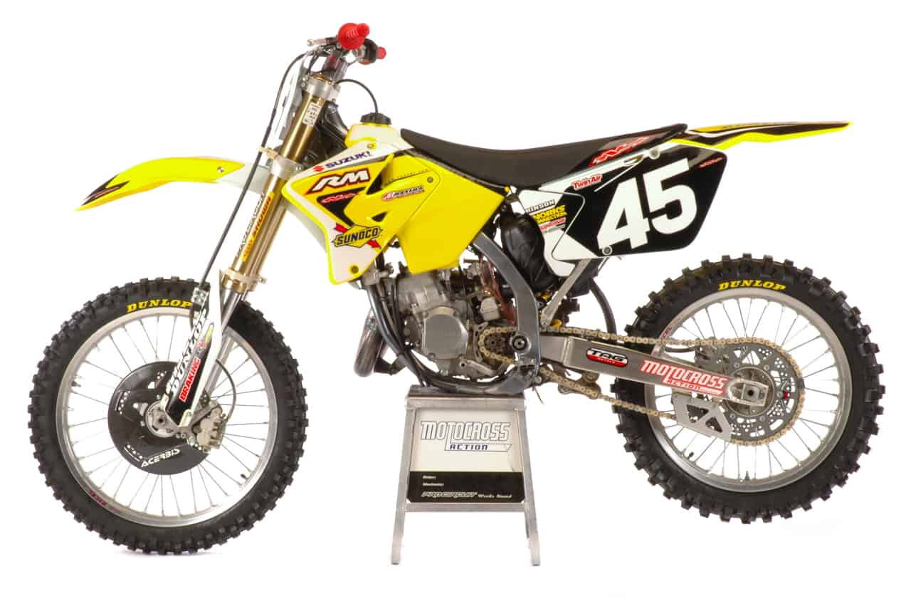 PRO CIRCUIT'S GIANT KILLER SUZUKI RM125|Motocross Action Magazine