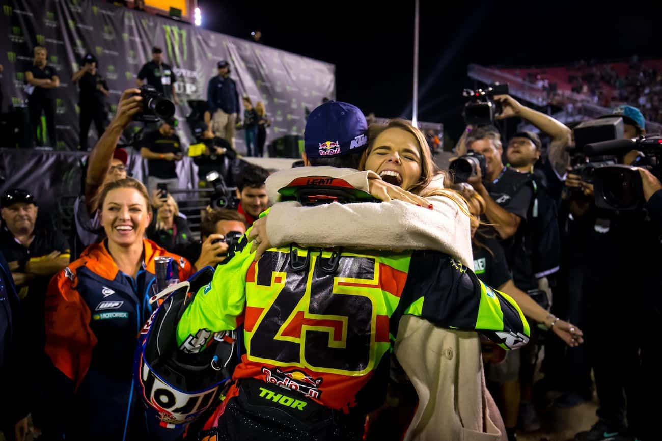 The Aftermath 2017 Monster Energy Cup Supercross