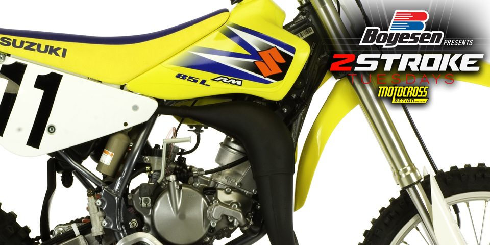 Peachy Tw0 Stroke Tuesday 2005 Suzuki Rm85L Motocross Action Pdpeps Interior Chair Design Pdpepsorg