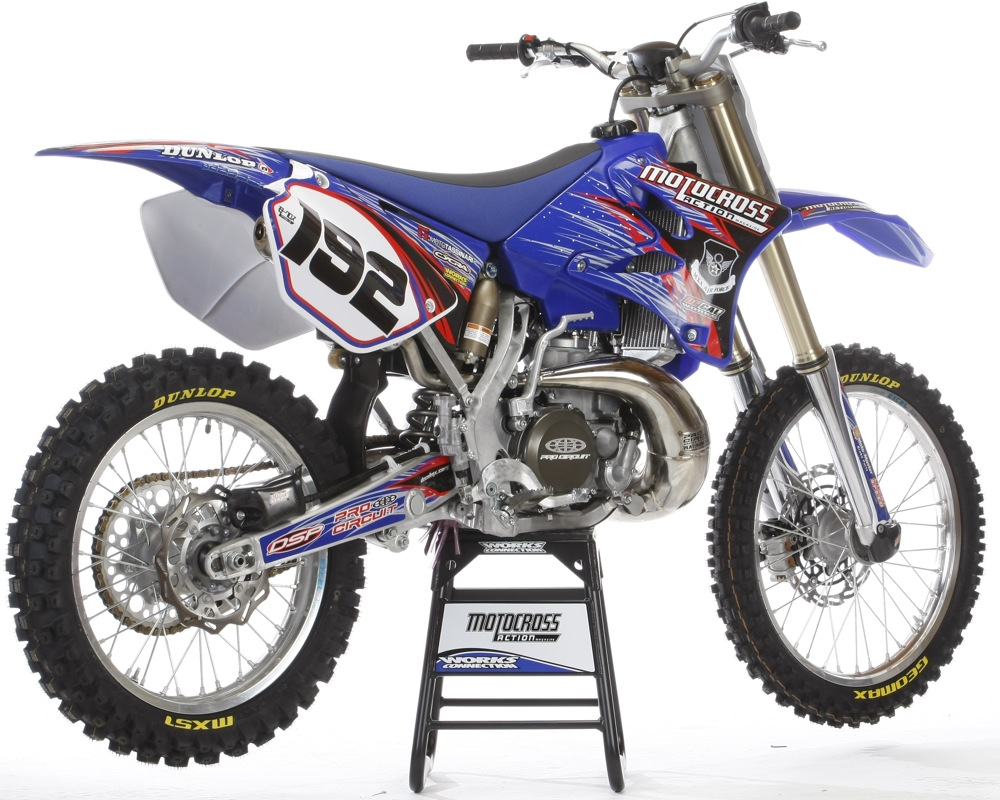 INSIDE JODY'S PERSONAL YZ250 TWO-STROKE BUILD | Motocross Action