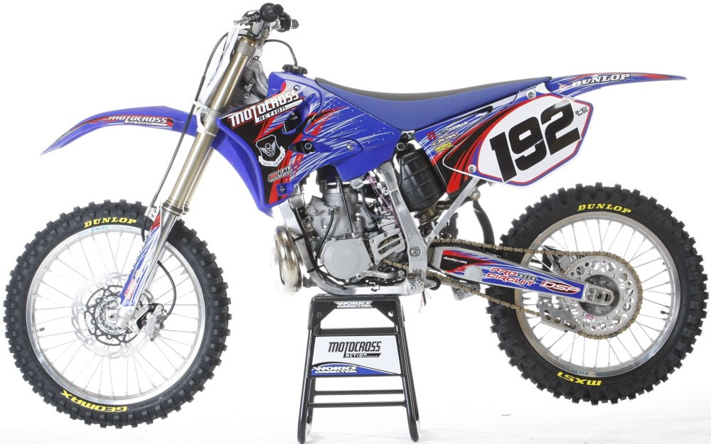 Inside Jody's Personal Yz250 Twostroke Build Motocross Action. The Biggest Selling Motocross Bike Of Any Year Is A Used Yamaha Yz250 As Long It Has Sss Suspension It's Ready To Roost. Wiring. Kx 500 2 Stroke Stator Wiring Diagram At Scoala.co