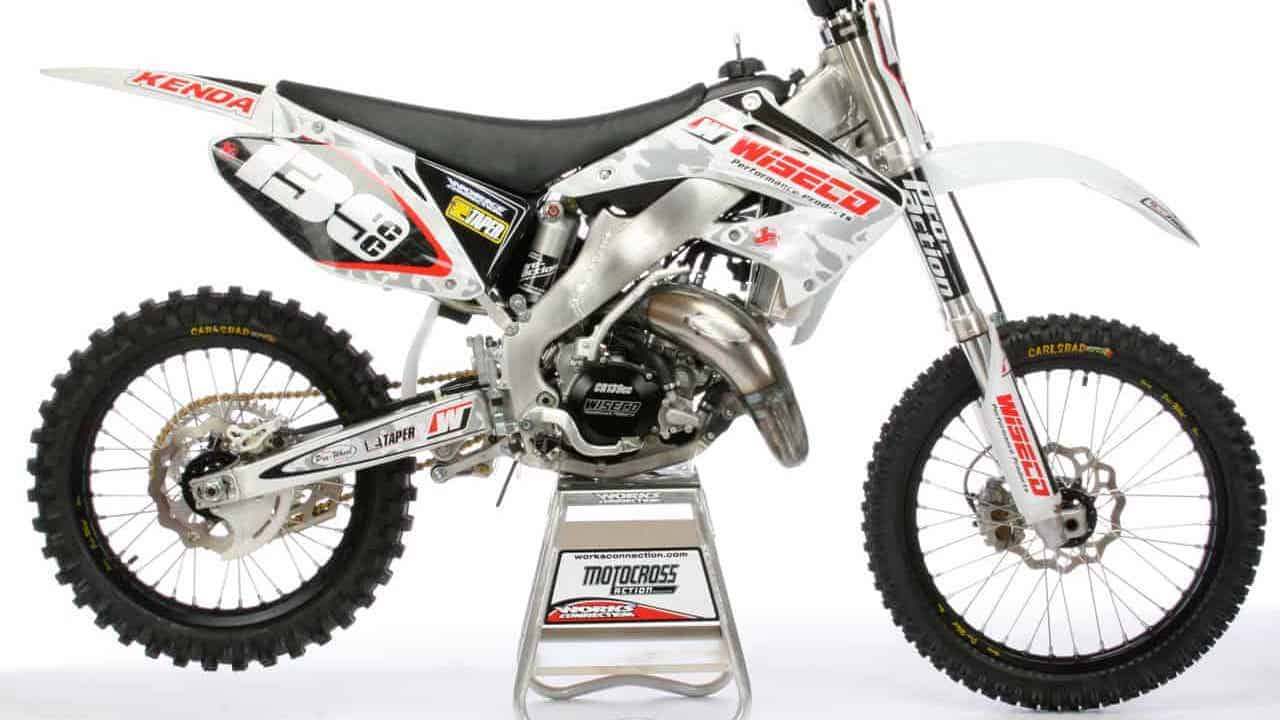 2003 HONDA CR125 TRANSFORMED INTO A BIG BORE CR139