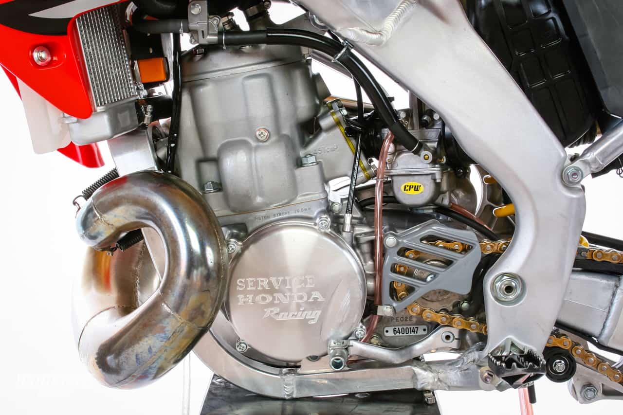 Service honda cr500af 2001 cr500 engine in a 2008 crf250 for South motors honda service
