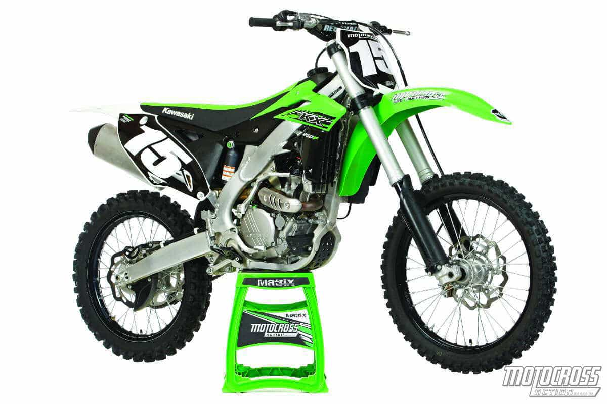 mxa s 2015 kawasaki kx250f motocross test great motocross action rh motocrossactionmag com
