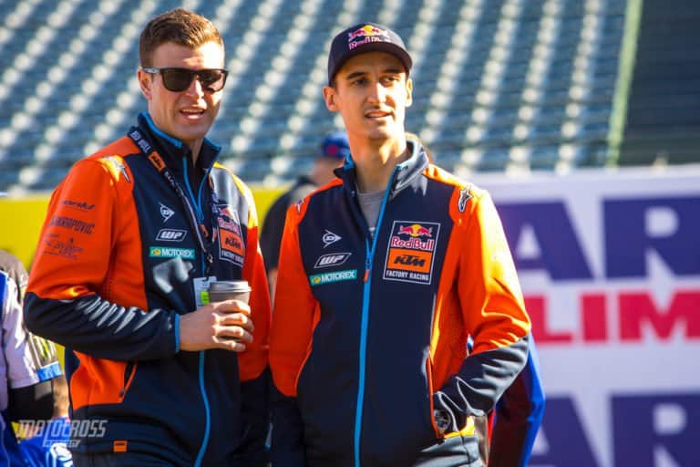 A2 Marvin Musquin Ryan Dungey
