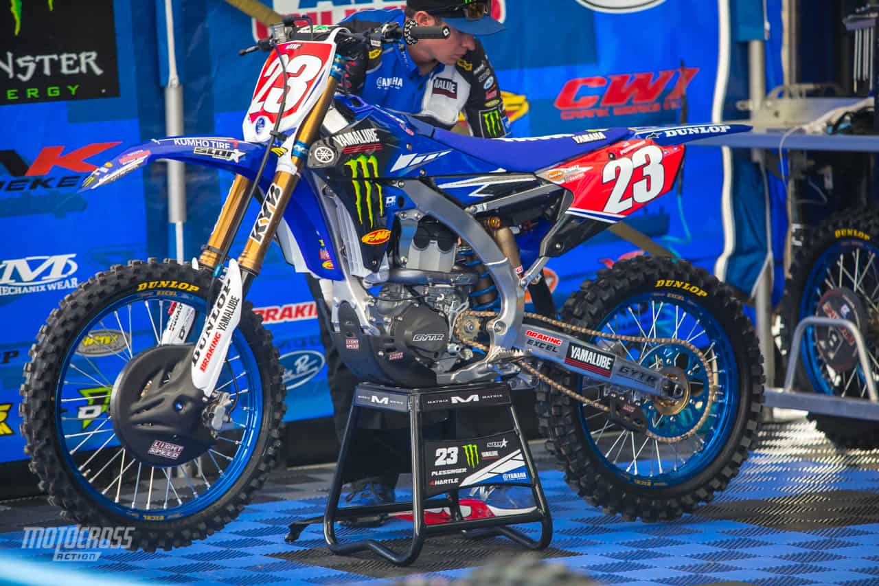 A2 Press Day Aaron Plessinger
