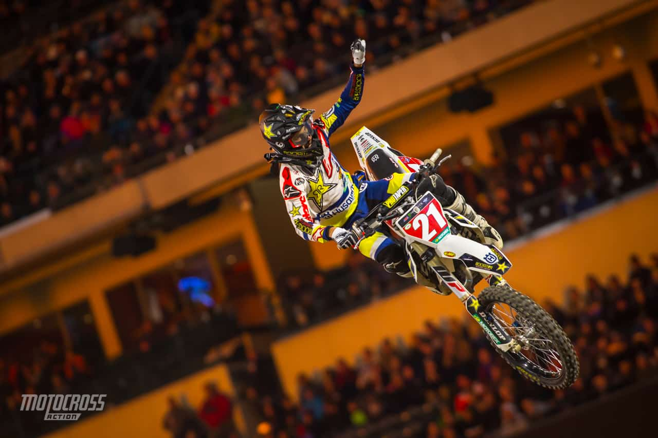 2018 PHOENIX SUPERCROSS: THE TV TIMES FOR PHOENIX AND THE REST OF