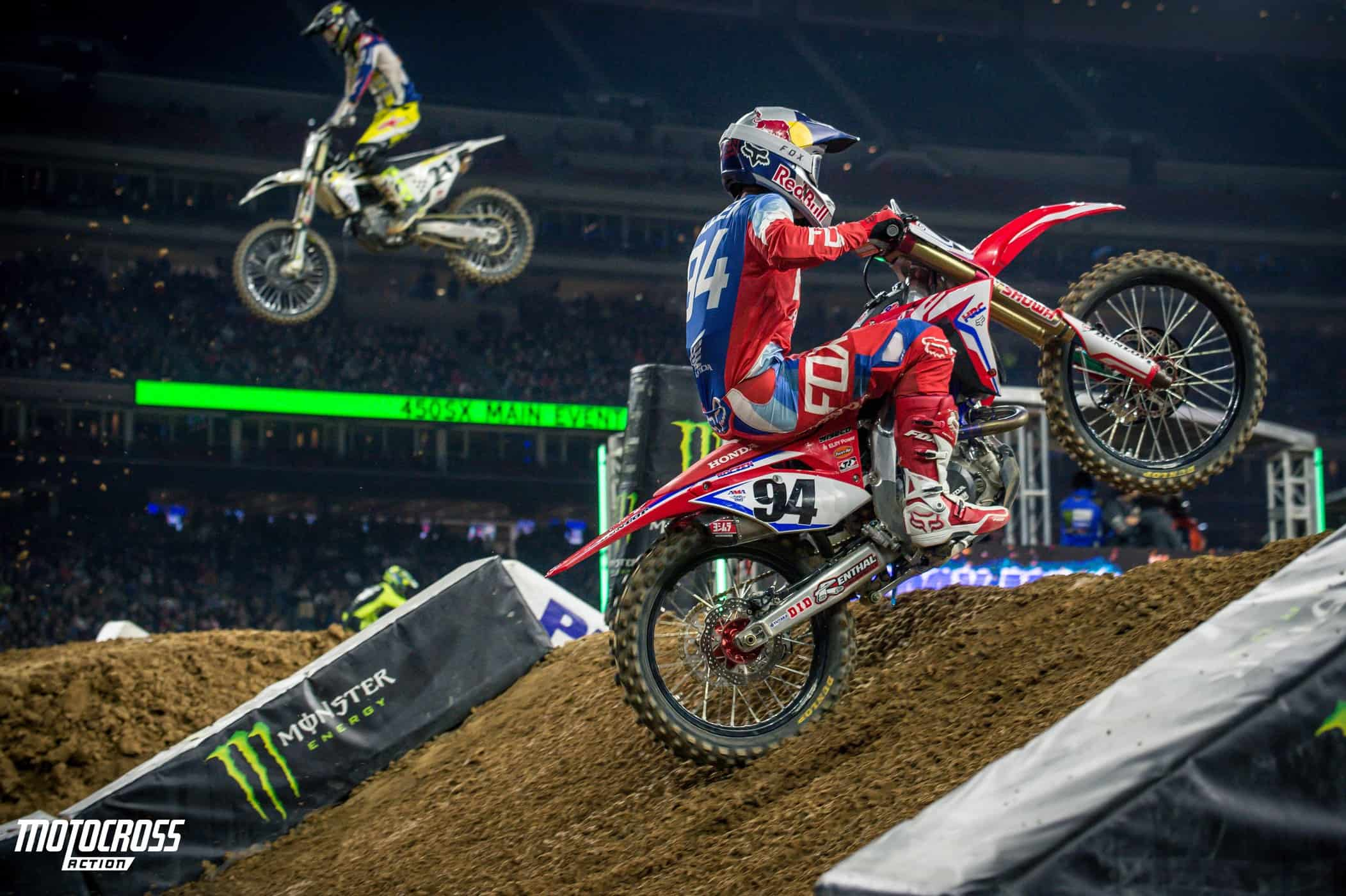 a visual of supercross championships A complete recap from the pits and race track from the 2018 tampa supercross of winning races and even championships more of a visual element than.