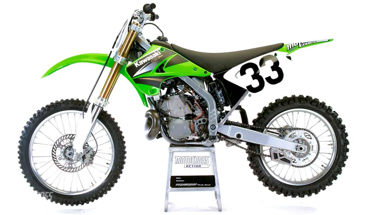 Sprocket For Kawasaki Kx
