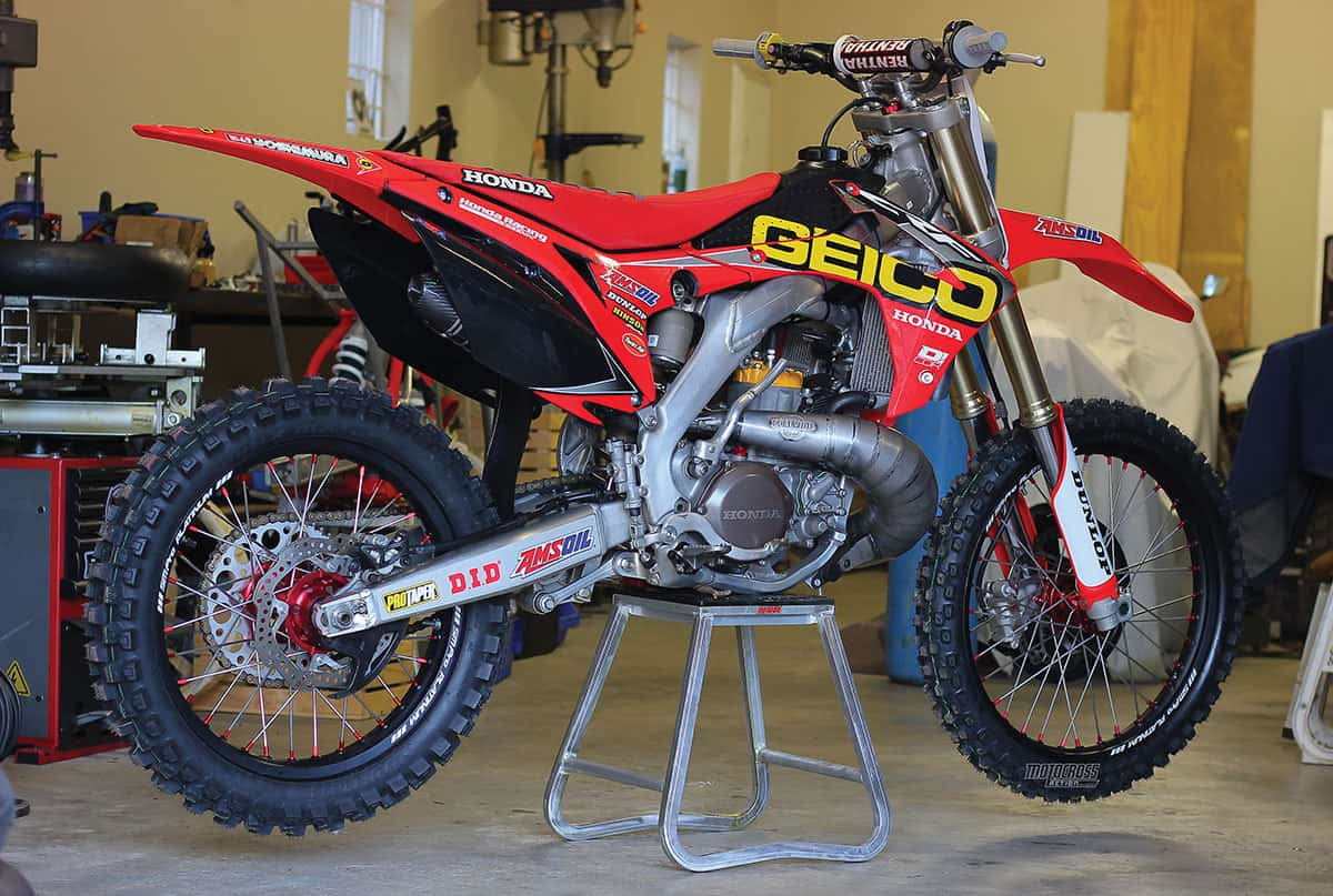 ONE MAN'S JOURNEY TO CR250 TWO-STROKE NIRVANA | Motocross ...