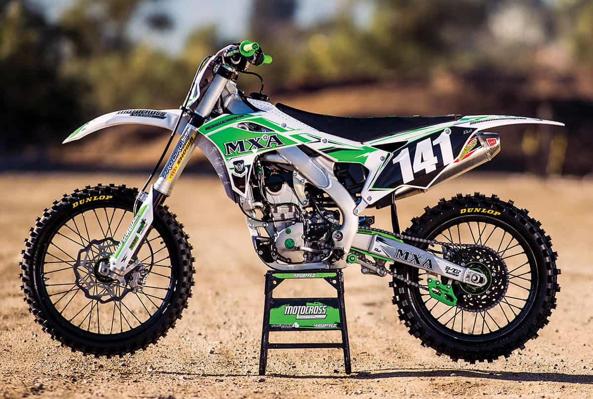HOW TO MAKE YOUR 2018 KAWASAKI KX250F BETTER | Motocross