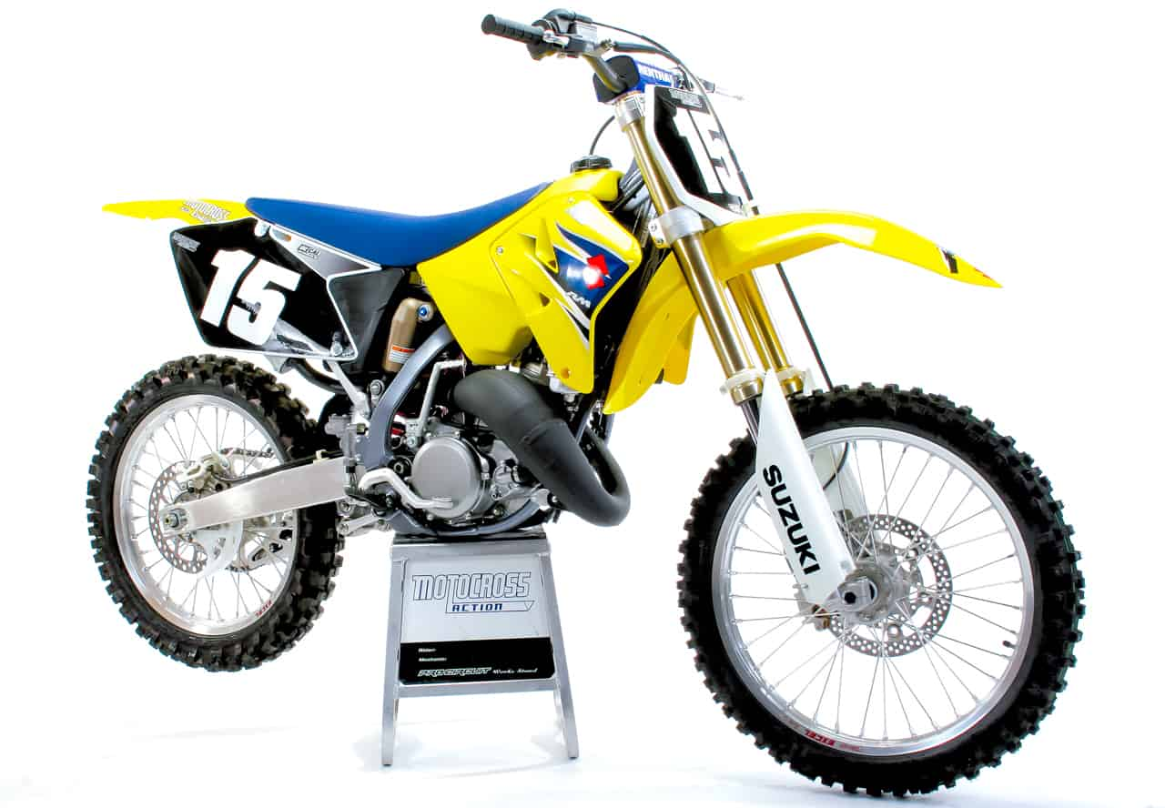 WE TEST THE 2007 SUZUKI RM125 TWO-STROKE | Motocross Action