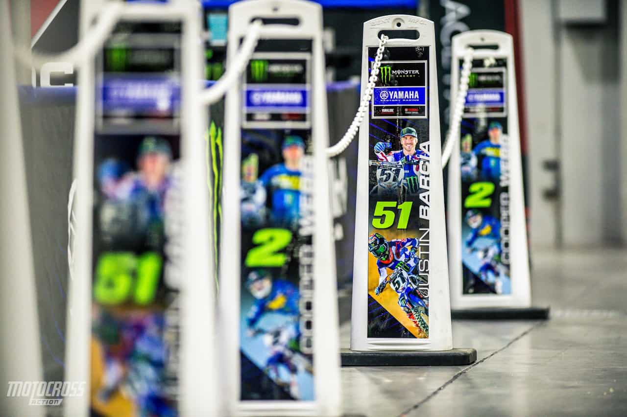 2018 ATLANTA SUPERCROSS | BEST IN THE PITS FROM MERCEDES