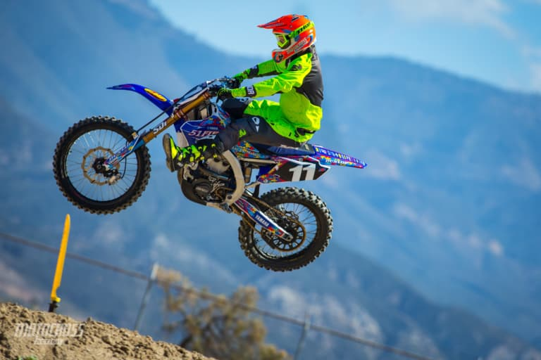 Kyle Chisholm 51Fifty YZ250F