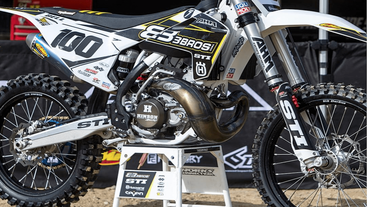 2018 MTA TWO-STROKE WORLD CHAMPIONSHIPS | PRO RESULTS