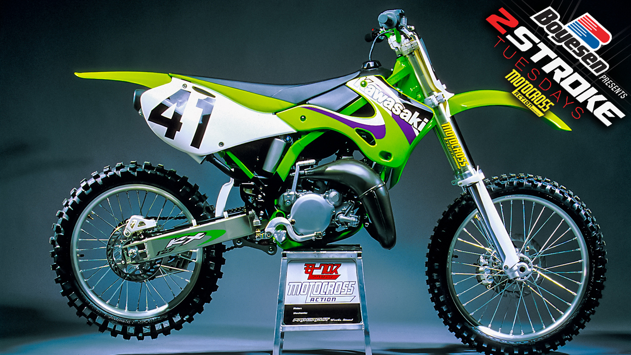 Twostroke Tuesday We Test The 1999 Kawasaki Kx125 Motocross. This Story Is From The January 1999 Issue Of Motocross Action Magazine. Wiring. Kx 500 2 Stroke Stator Wiring Diagram At Scoala.co