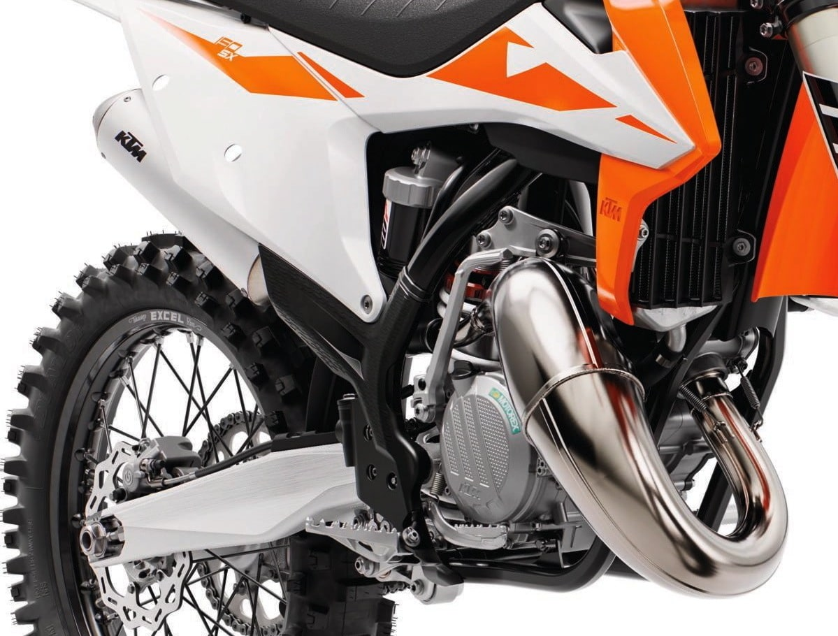 FIRST LOOK! 2019 KTM 125SX, 150SX & 250SX TWO-STROKES