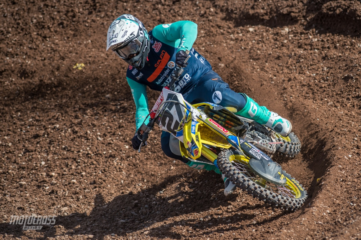 Is Malcom Stewart Racing Motocross Tour