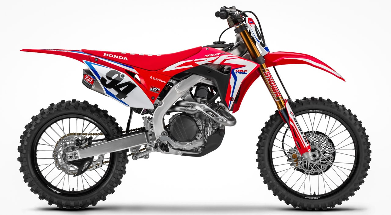 Outstanding 2019 Honda Crf450 Works Edition Motocross Action Magazine Dailytribune Chair Design For Home Dailytribuneorg