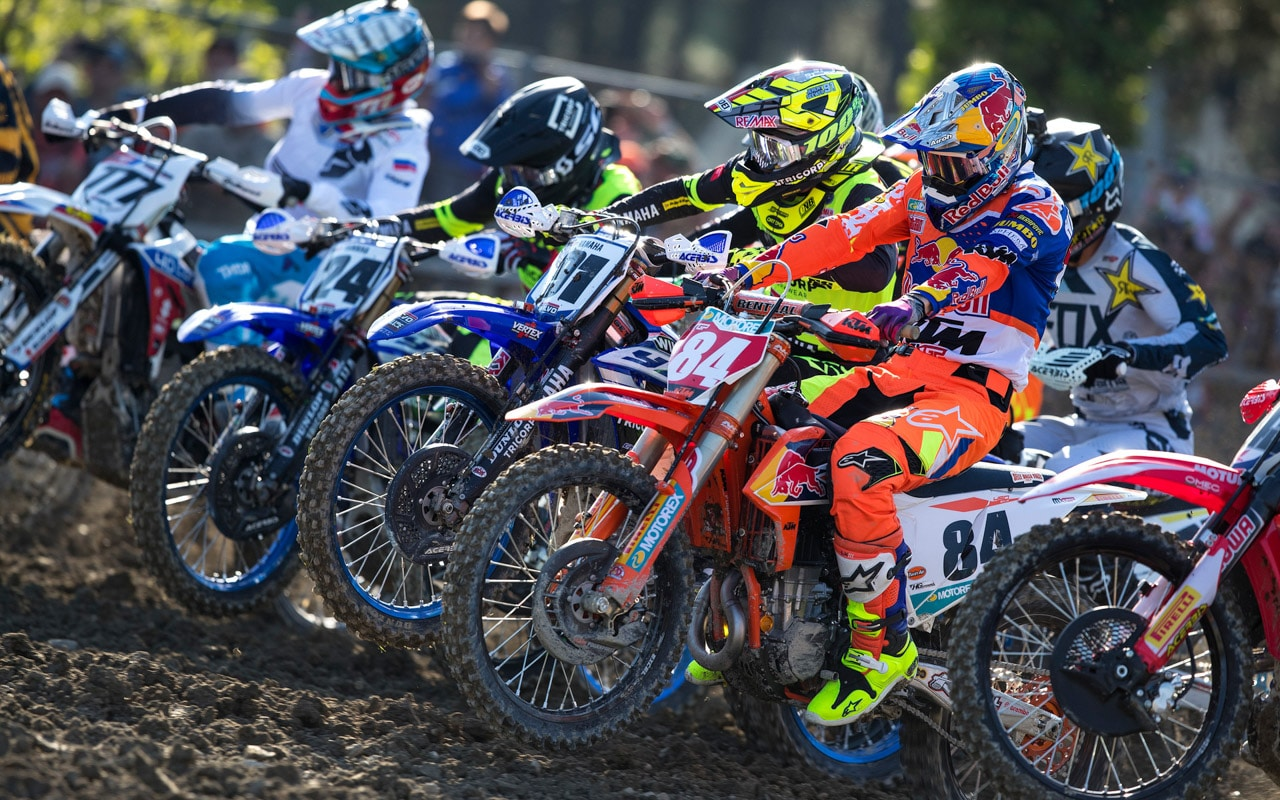 2018 MXGP FRANCE | MXGP OVERALL RACE RESULTS | Motocross