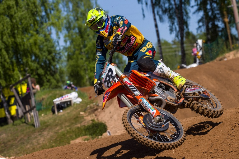 Tony Cairoli MXGP of Latvia_ Round 07_ FIM World Motocross Championship_