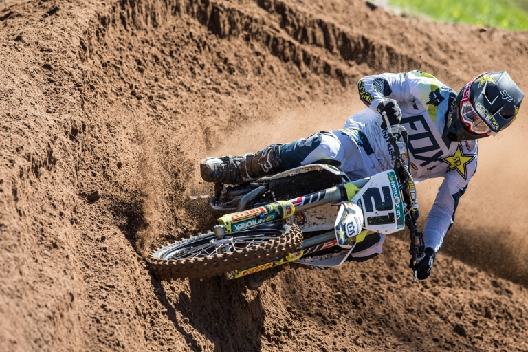 Gautier Paulin MXGP of Latvia