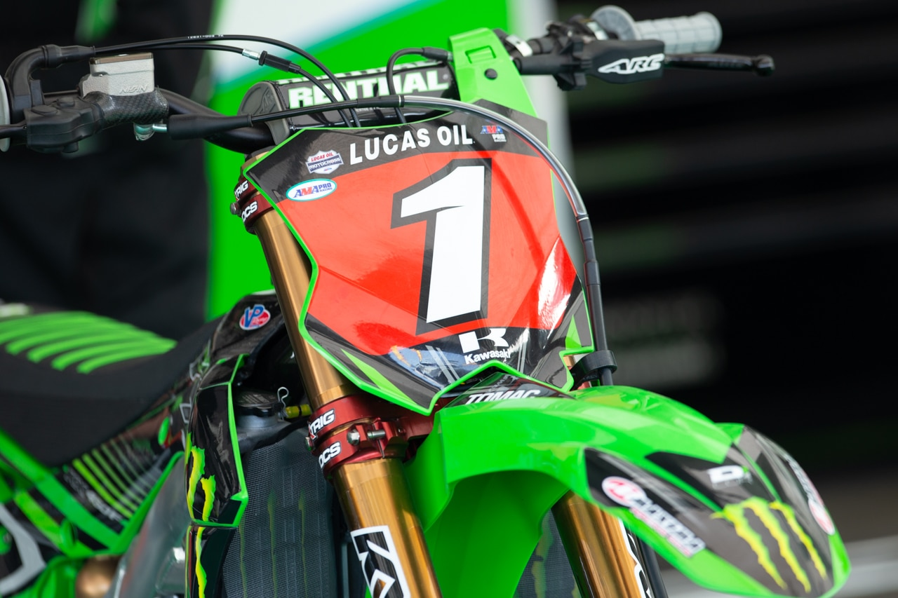 2018 Hangtown National Best In The Pits