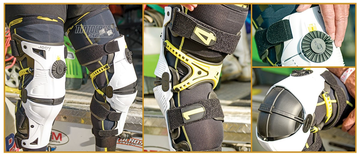 Mx Knee Braces >> Mxa Team Tested Mobius X8 Knee Brace Motocross Action