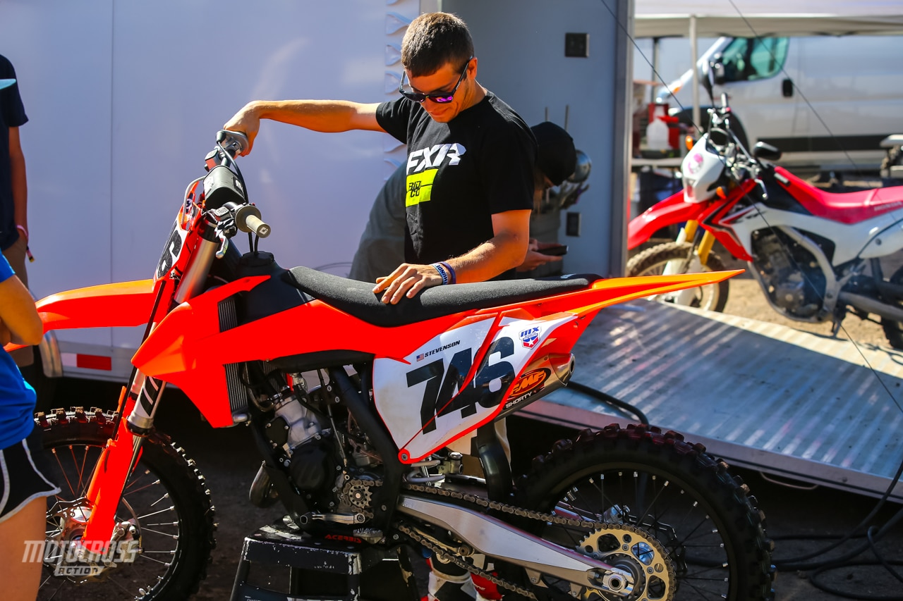 Honda Of Tulsa >> 2018 THUNDER VALLEY NATIONAL | 125cc ALL STARS (UPDATED WITH RESULTS) | Motocross Action Magazine