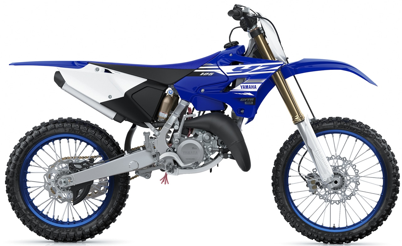 first look 2019 yamaha yz250 yz125 all new yz85 motocross action magazine. Black Bedroom Furniture Sets. Home Design Ideas