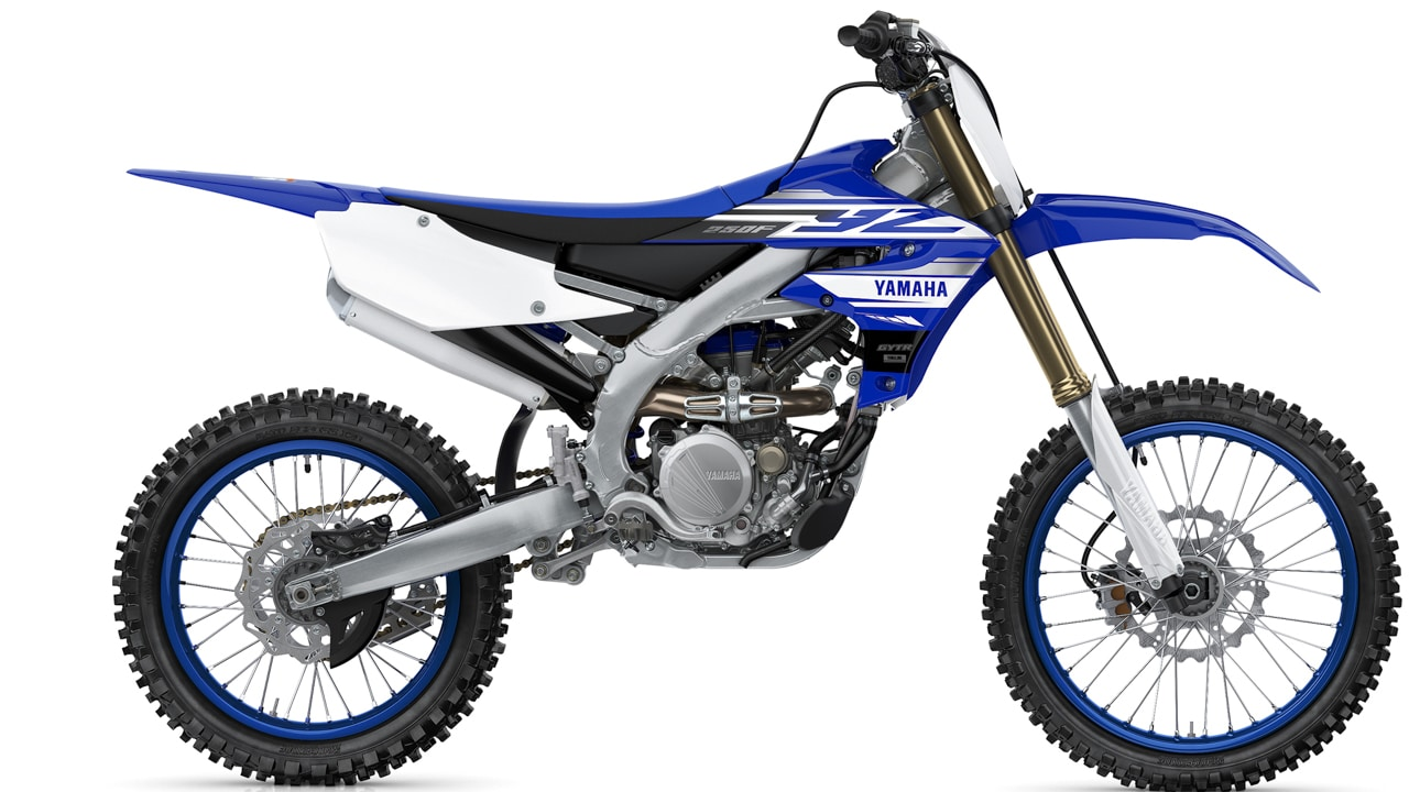 first look 2019 yamaha yz450f all new yz250f motocross action magazine. Black Bedroom Furniture Sets. Home Design Ideas