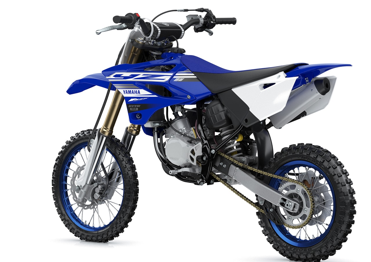 first look! 2019 yamaha yz250, yz125 & all-new yz85 | motocross