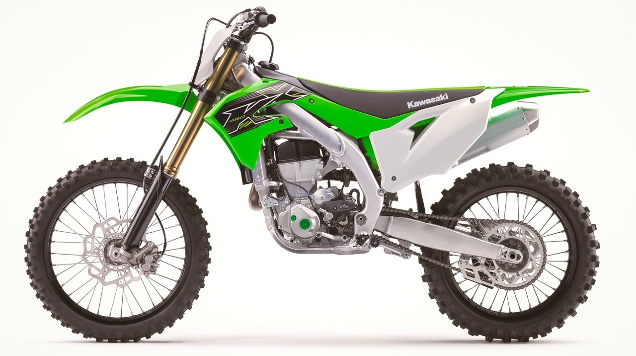 First Look 2019 Kawasaki Kx450f Motocross Action Magazine Suzuki Rm 250 Engine Diagram The In Flesh We Hope This Is Bike Have Been Waiting For