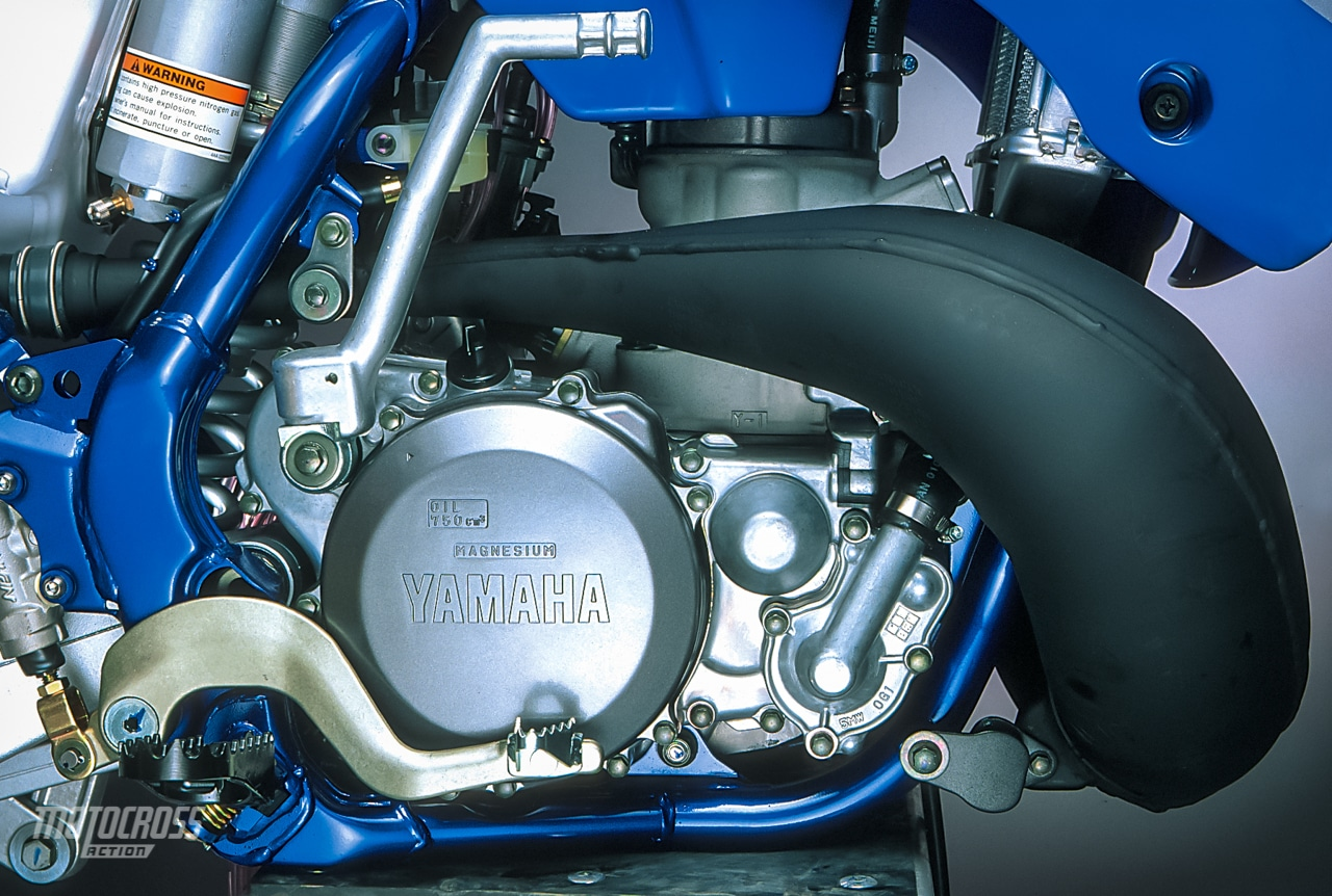 1999 Yz250 Manual Ebook Wiring Diagram Array Two Stroke Tuesday We Test The 2001 Yamaha Motocross Rh Motocrossactionmag Com