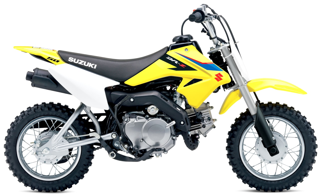FIRST LOOK! 2019 SUZUKI OFFROAD & DUAL SPORT MODELS