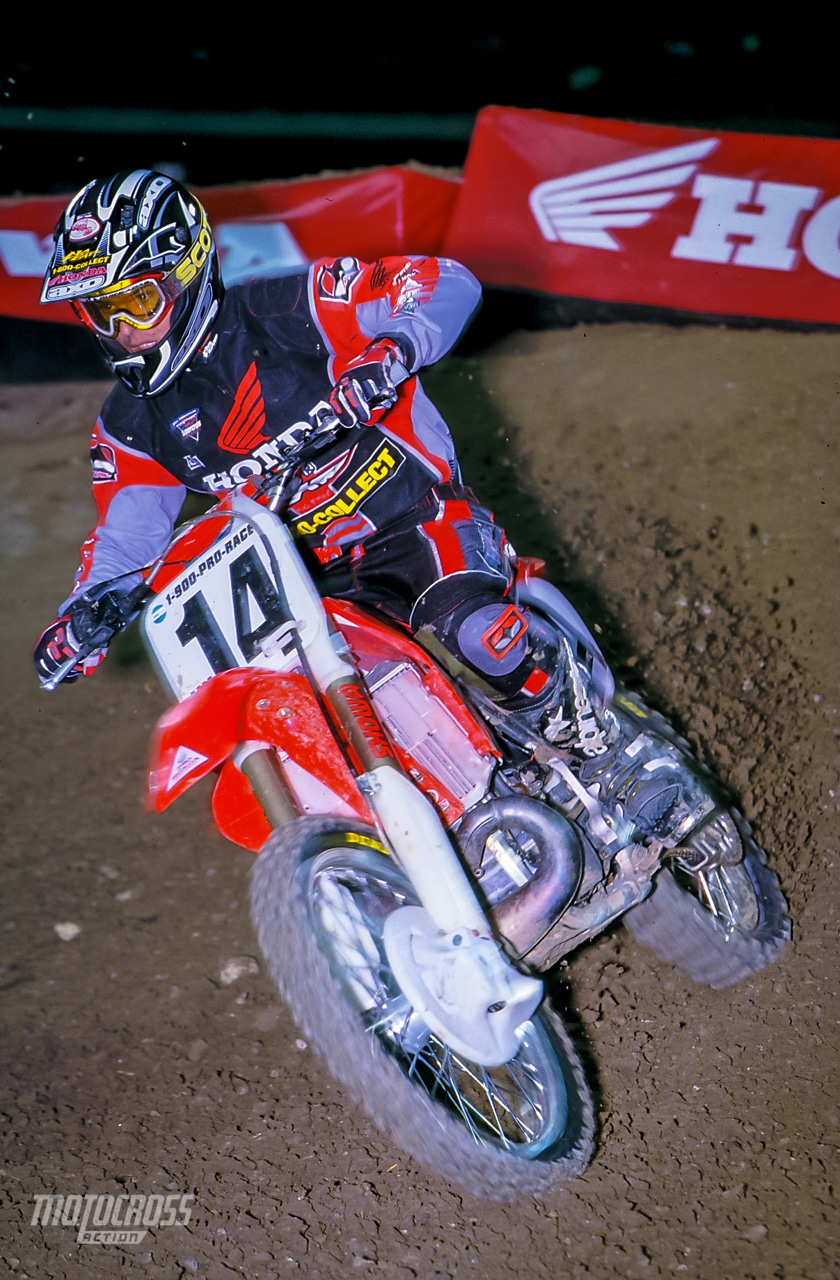 Kevin Windham 1999 CR250
