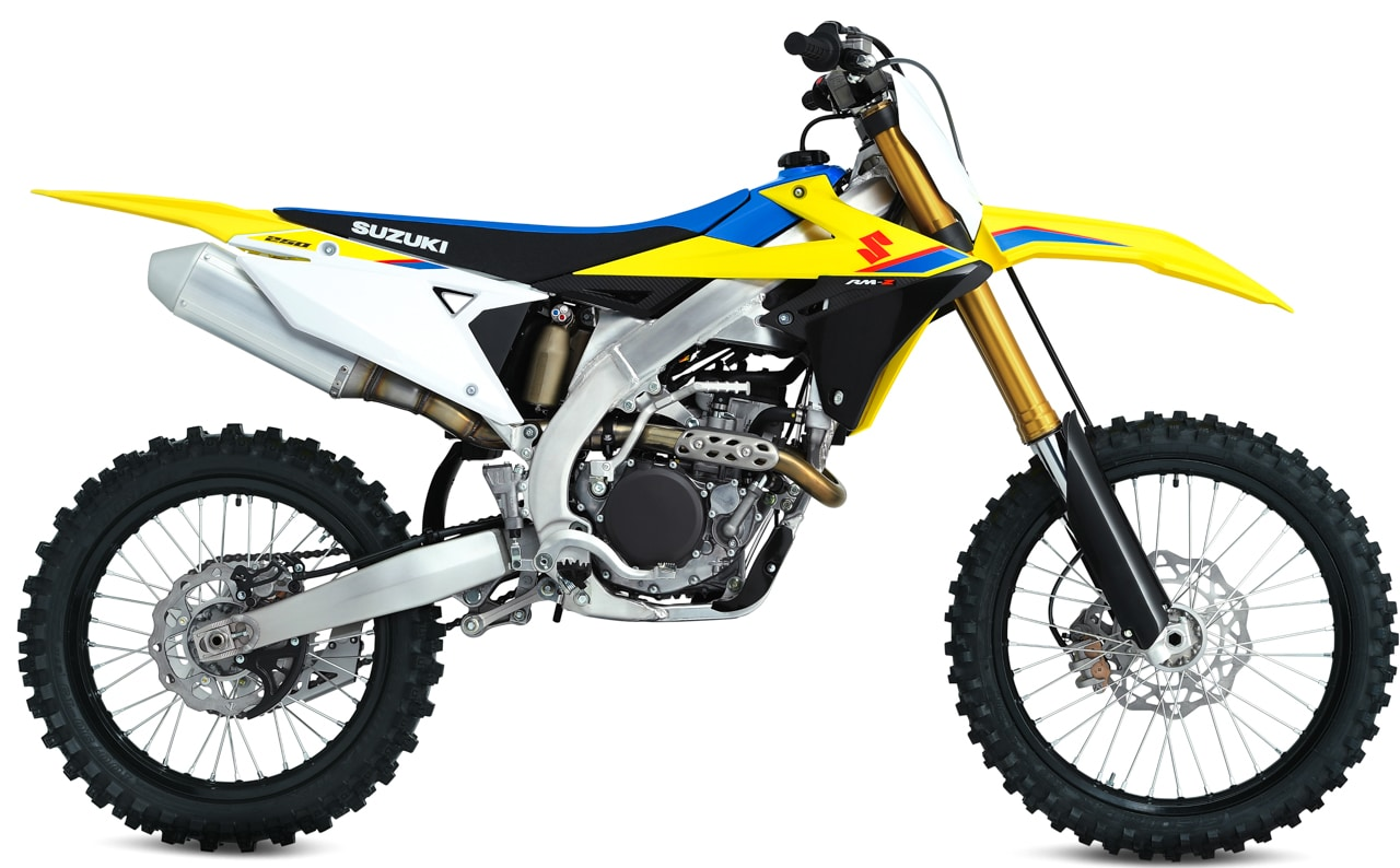 first look 2019 suzuki rm z250 rm z450 rm85. Black Bedroom Furniture Sets. Home Design Ideas